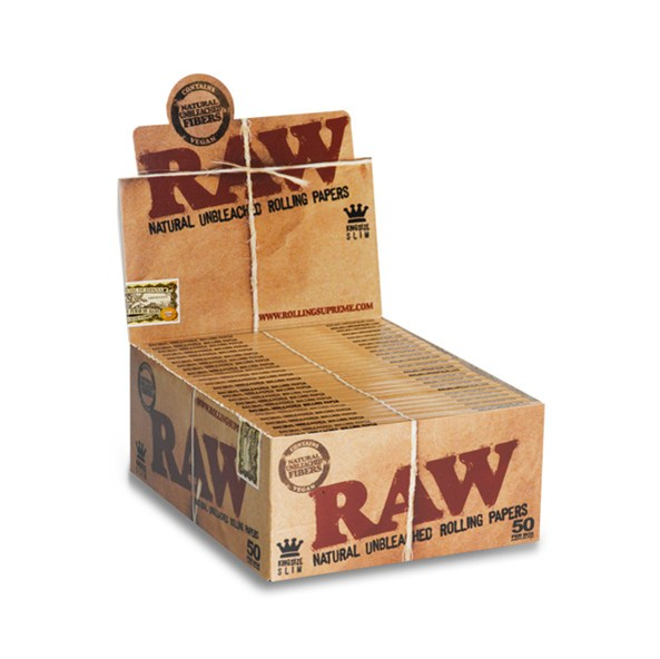 RAW Classic Kingsize Slim Display