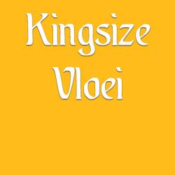 Kingsize Vloei